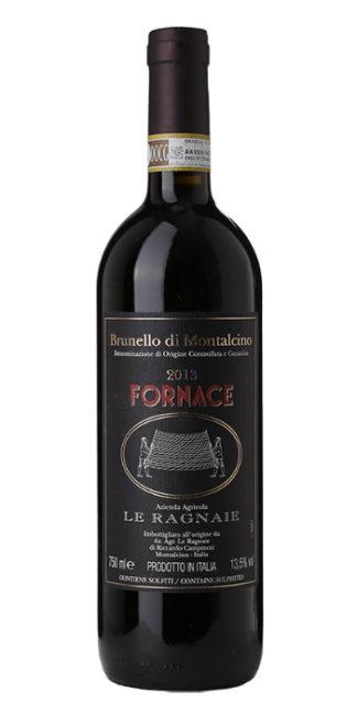 vendita vino online brunello di montalcino fornace 2012 le ragnaie - Wine il vino
