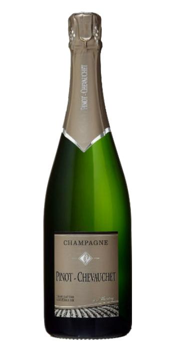 Vendita vini online champagne brut nature cuvee genereuse pinot chevauchet - Wine il vino