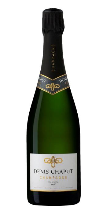 vendita vini on line champagne brut tradition mesogee denis chaput - Wine il vino