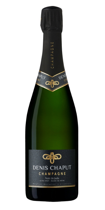 vendita vini on line champagne extra brut blanc de noirs de jade denis chaput - Wine il vino