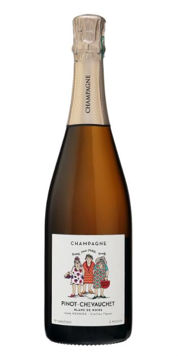 vendita vini on line champagne extra brut vielles vignes 2015 pinot chevauchet - Wine il vino