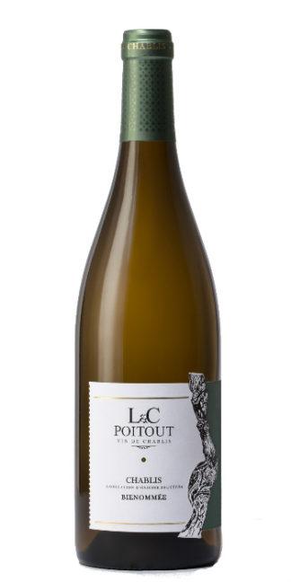 Vendita vini on line Chablis-bienommee-LC-poitout - Wine il vino