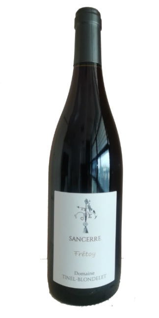 vendita vini on line sancerre rouge fretoy tinel-blondelet - Wine il vino