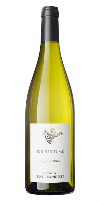 vendita vini on line pouilly-fumé genetin tinel-blondelet - Wine il vino