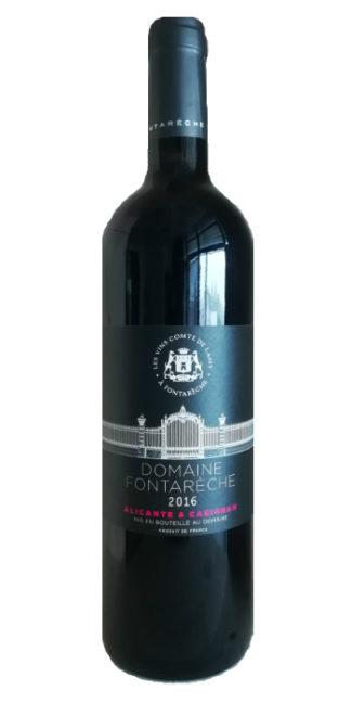 vendita vino online aude alicante e cartignan fontareche - Wine il vino
