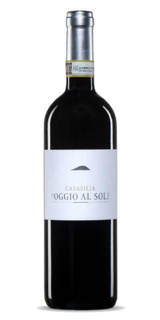 vendita vini online chianti-classico-gran-selezione-Casasilia-Poggio-al-Sole - Wine il vino