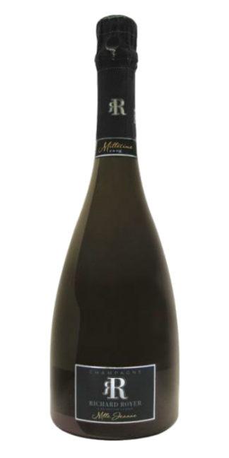 vendita vini online champagne brut mlle jeanne richard royer - Wine il vino