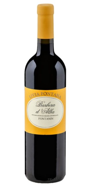 vendita vini on line barbera d'alba Livia fontana - Wine il vino