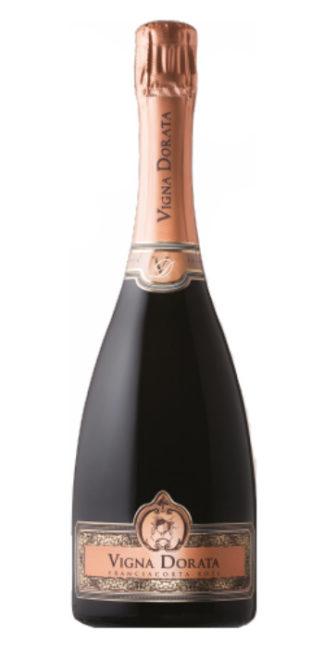 vendita vino on line franciacorta brut rosè vigna dorata - Wine il vino