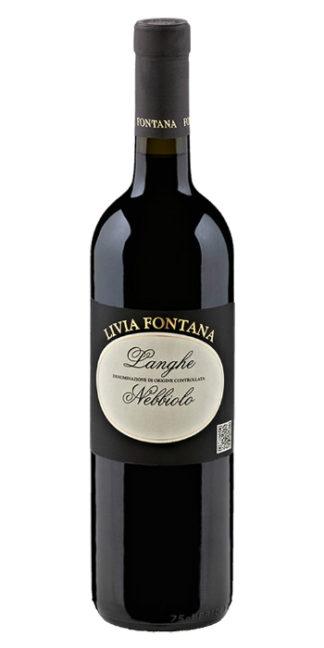 vendita vini on line langhe Nebbiolo livia fontana - Wine il vino