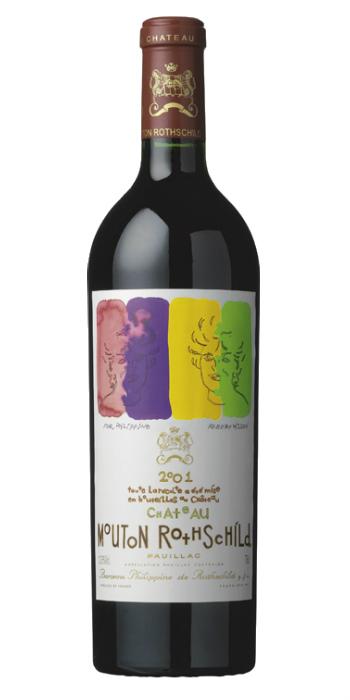 vendita vini on line Pauillac-Mouton-Rothschild-2001 - Wine il vino