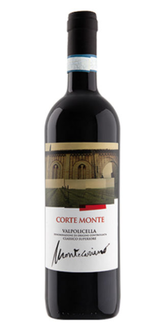 vendita vino online valpolicella classico superiore corte monte montecariano - Wine il vino