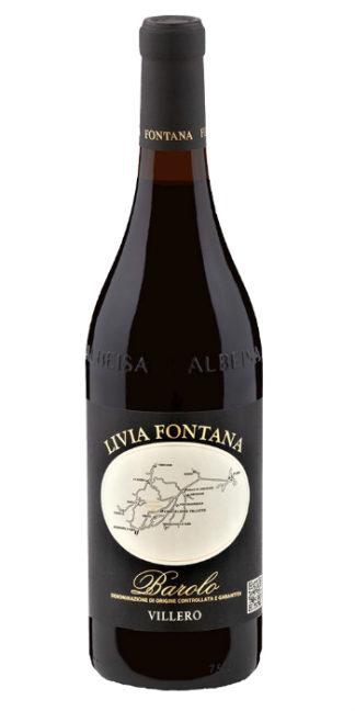 vendita vini on line barolo villero livia fontana - Wine il vino