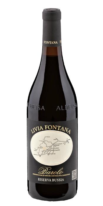 vendita vini on line barolo riserva bussia livia fontana - Wine il vino