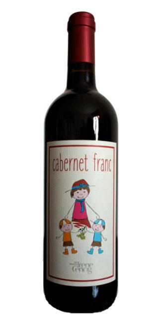 vendita vini on line friuli colli orientali cabernet franc irene cencig - Wine il vino