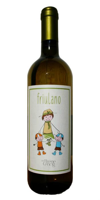vendita vini on line Friuli Colli Orientali Friulano Irene Cencig - Wine il vino
