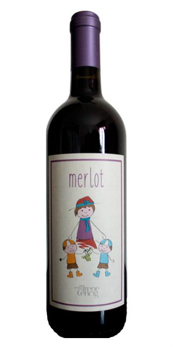 vendita vino on line friuli-colli-orientali-merlot-irene-cencig - Wine il vino