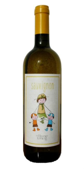 vendita vini on line Friuli Colli Orientali Sauvignon 2018 Irene Cencig - Wine il vino