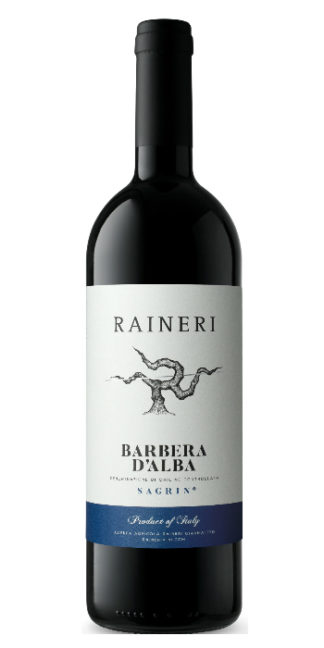 Vendita vini on line barbera d'alba sagrin raineri - Wine il vino