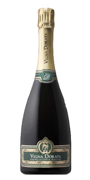 vendita vini on line Franciacorta Brut Nature Vigna Dorata - Wine il vino