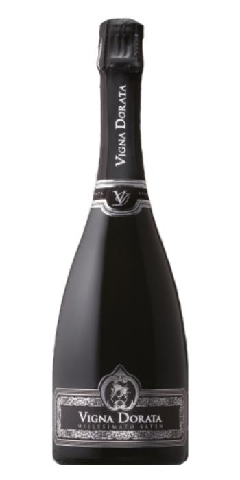 vendita vini on line franciacorta saten millesimato vigna dorata - Wine il vino