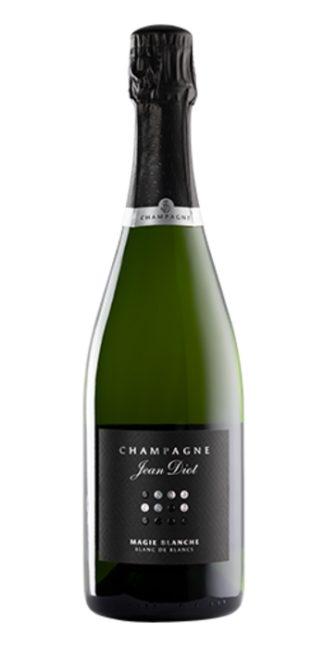 vendita vino on line champagne Blanc-de-Blancs-magie-blanche-jean-diot - Wine il vino