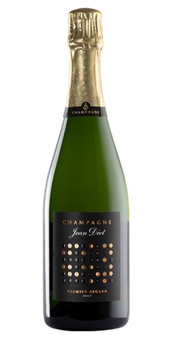 vendita vino on line champagne premier regard jean diot - Wine il vino