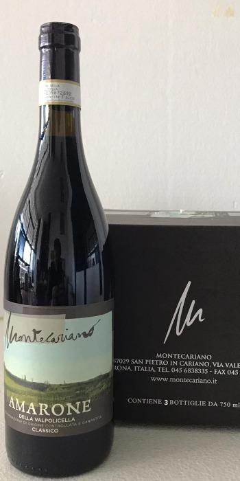 vendita vino on line montecariano-amarone-bottiglie - Wine il vino