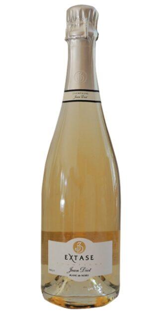 vendita vino on line Champagne-Extase-Blanc-de-Noirs-Jean-Diot - Wine il vino
