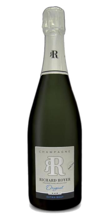 vendita vini on line Extra Brut Originel Blanc de Noirs Champagne Richard Royer - Wine il vino