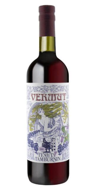 vendita vini on line vermut rosso tenuta tamburin - Wine il vino