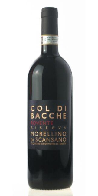 vndita vini on line morellino di scansano riserva rovente col di bacche - Wine il vino