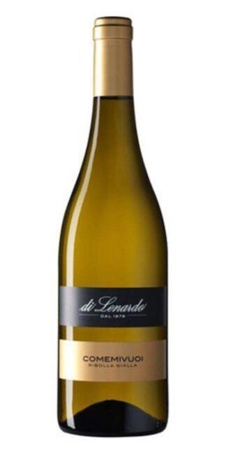 vendita vini online ribolla-gialla-comemivuoi-di-lenardo - Wine il vino