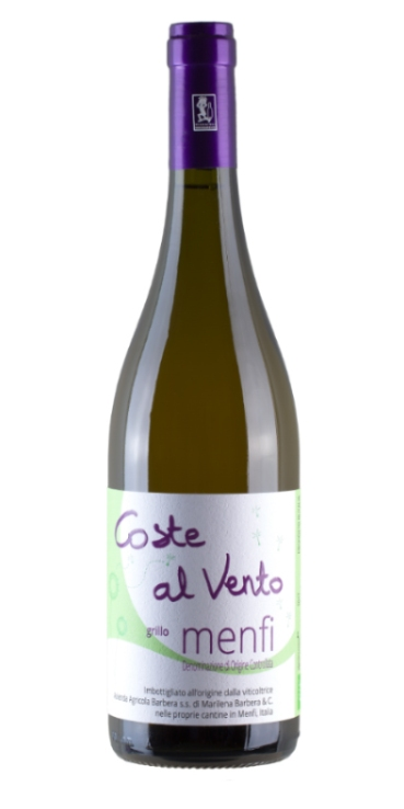 vendita vini on line grillo coste al vento barbera - Wine il vino