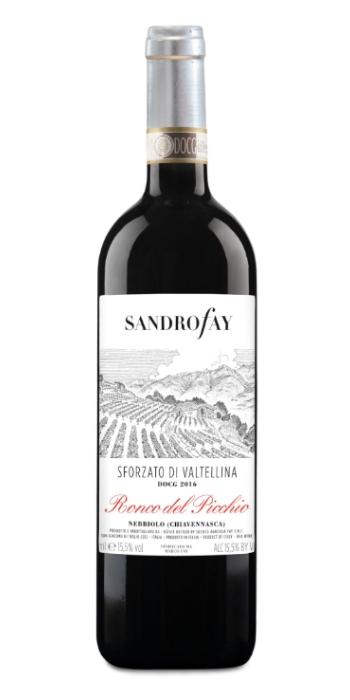 vendita vini on line sforzato-ronco-del-picchio-sandro-fay - Wine il vino