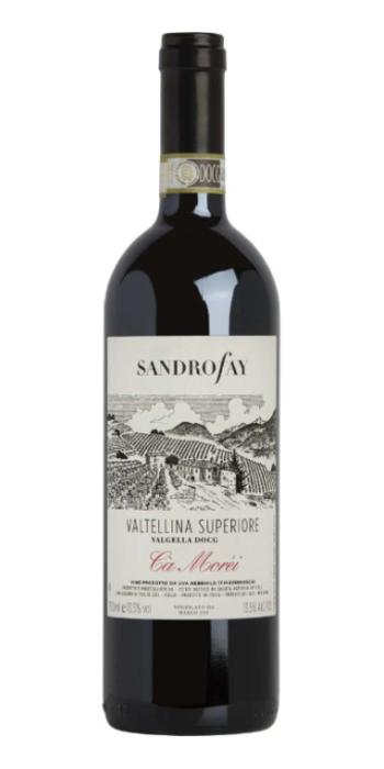 vendita vini on line valtellina-valgella-superiore-ca-morei-sandro-fay - Wine il vino
