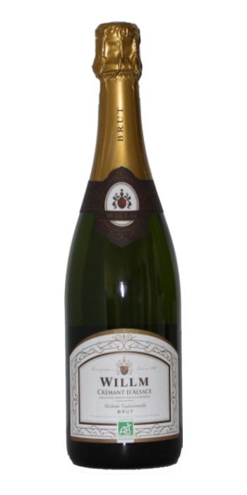 vendita vini on line Cremant-alsace-Bio-alsace-willm - Wine il vino