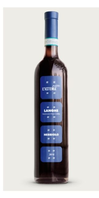 Langhe Nebbiolo 2019 L'Astemia Pentita - Wine il vino